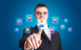 candidato ideal en redes sociales